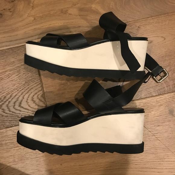 Platform Wedge Sandal | Poshmark